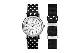 Timex Weekender Slip-thru Watch - Women's