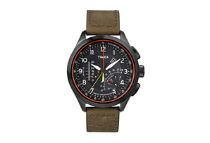 Timex Style IQ Adventure Watch