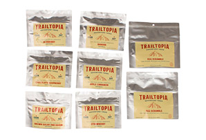 Trailtopia 5-Day Meal Bundle