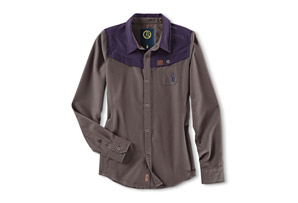 Trew Midweight Backcountry Button Up - Women's