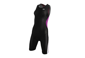 TYR Competitor Trisuit w/ Rear  Zipper - Womens