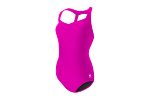 TYR Solid Halter Controlfit Swimsuit - Women's
