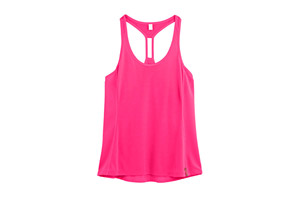 Under Armour Fly By Stretch Mesh Tank - Womens