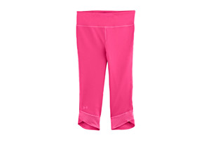 Under Armour Fly By Compression Capri - Womens