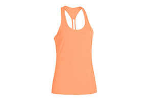 Under Armour Fly-By Stretch Mesh Tank - Womens