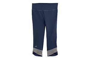 Under Armour Fly-By Compression Capri - Women's