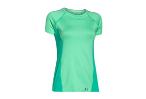 Under Armour UA Coolswitch Trail Short Sleeve Shirt - Women's