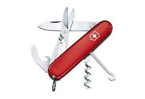Swiss Army Compact Pocket Knife