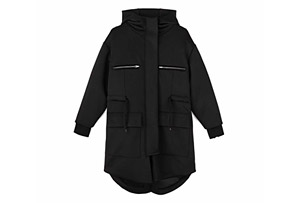 Wesc Madge Padded Hooded Jacket - Women's