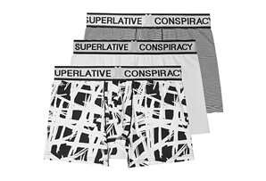 Boxers Assorted 3 Pack - Men's