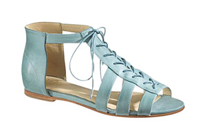 Wolverine Sappho Lace Up Sandals - Women's