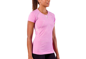 Run Seamless Short Sleeve - Women's
