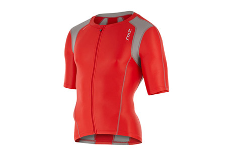Compression Sleeved Tri Top - Men's