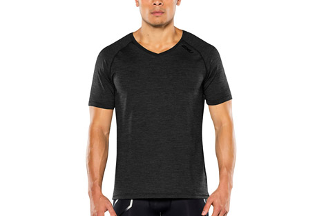 Urban V-Neck Short Sleeve Top - Men's