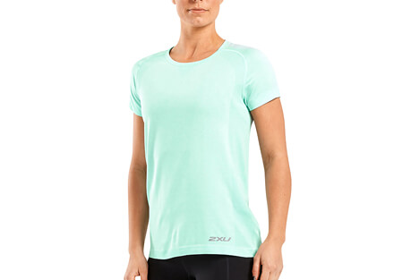 Engineered Short Sleeve Top - Women's