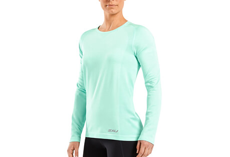 Engineered Long Sleeve Top - Women's