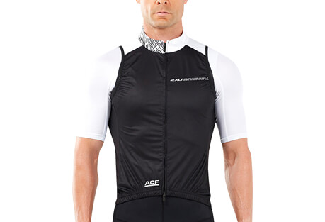 Wind Defence Cycle Gilet - Men's