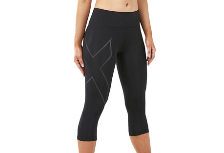 Mid-Rise 3/4 Compression Tights - Women's