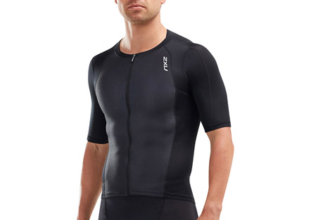 Compression Sleeved Top - Men's