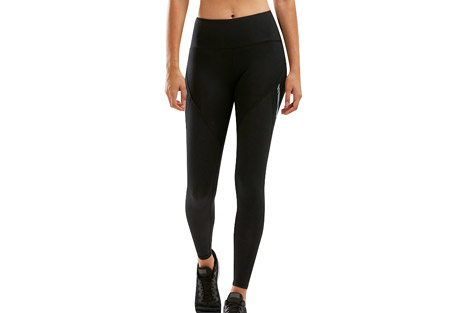 Mid-Rise Run Dash Line Tights - Women's