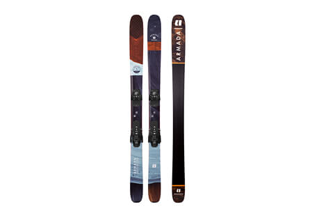 Tracer 108 Skis + Warden MNC13 Bindings - 2019