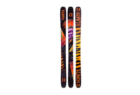 ARV 106 Skis + Warden MNC 13 Bindings - 2019