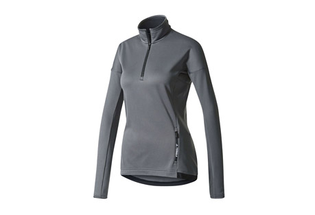 Terrex Tivid 1/2 Zip Fleece Long Sleeve - Women's