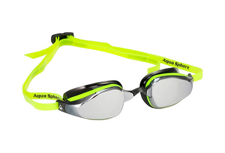 Michael Phelps K180 Mirrored Goggles