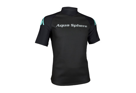 Aqua Skin .5mm Short Sleeve - Men's