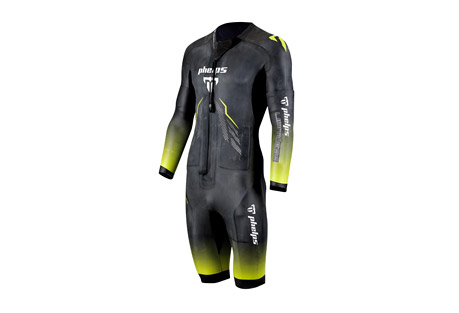 Michael Phelps Limitless Swim/Run Wetsuit - Men's