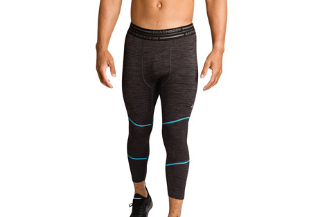 Energy Cropped Seamless Tight - Men's