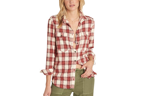 Venture Out Flannel - Women's