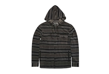 Furnace Hood Flannel - Men's