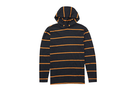 Die Cut Stripe Pullover - Men's