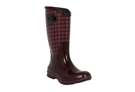 Berkley Houndstooth Boots - Women's