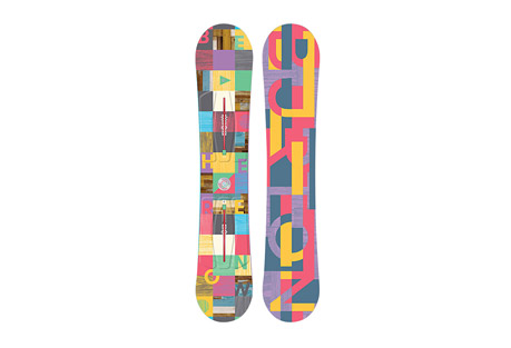 Feather Snowboard 2017 - Women's 144cm
