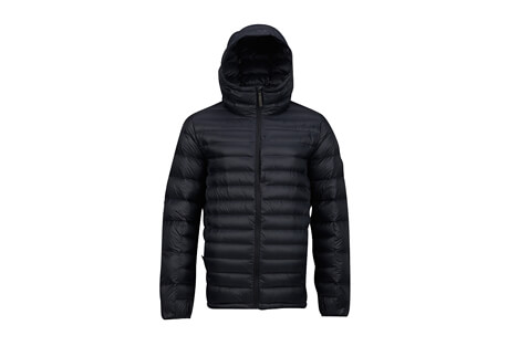Evergreen Hooded Insulated Jacket - Men's