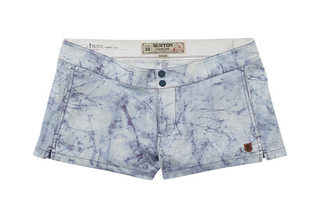 Sheerwater Hybrid Short - Women's