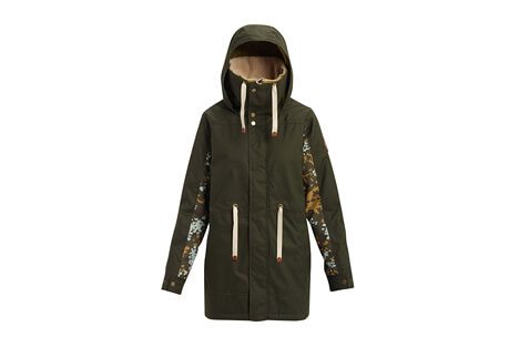 Hazelton Jacket - Women's