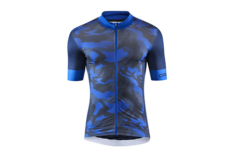Graphic Training Cycling Jersey - Men's