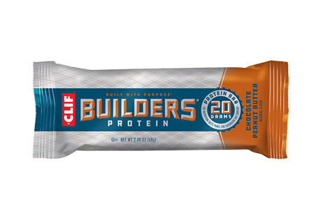 Chocolate Peanut Butter 20g Builders Bar - Box of 12