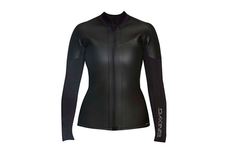 2mm Neo Jacket Long Sleeve Rashguard - Women's