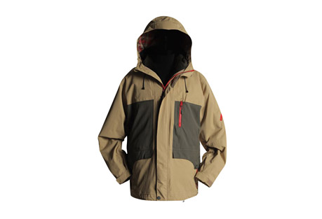 Timber Shell Jacket - Men's