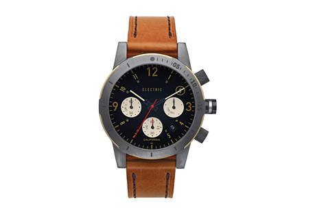 FW02 Leather Watch