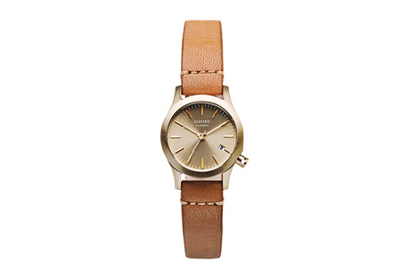 FW03 Mini Leather Watch - Women's