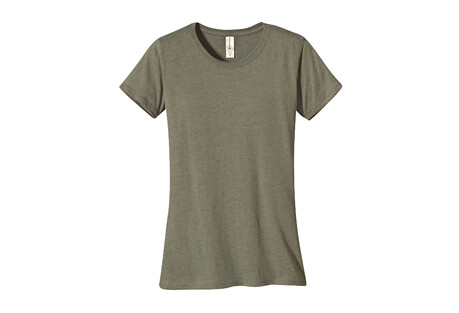 Heathered Tee - Women's
