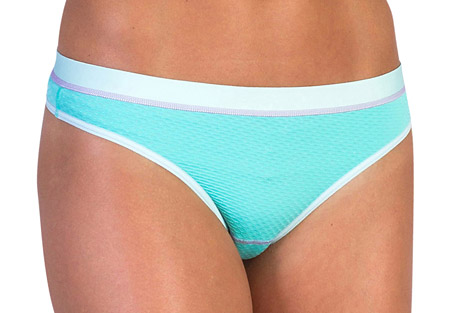 Give-N-Go Sport Mesh Thong - Women's