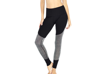 Electric Meshy Legging - Women's