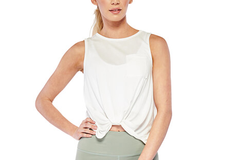 Sweat It Knot Tank - Women's