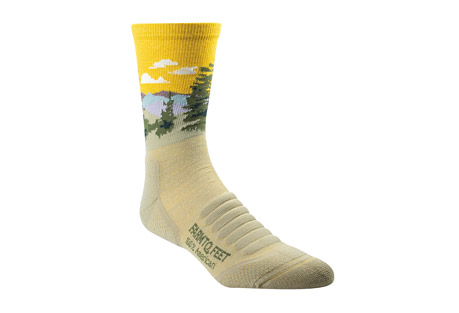 Cascade Locks 3/4 Crew Socks